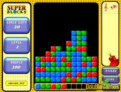 Super Blocks 1.1 screenshot
