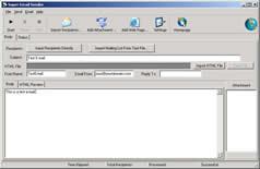 Super Email Sender 6.63 screenshot