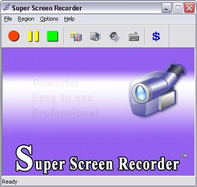 Super Screen Record 2.3 screenshot