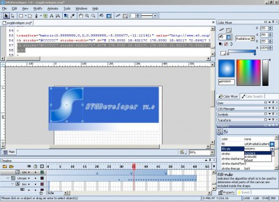 SVGDeveloper 1.0 screenshot