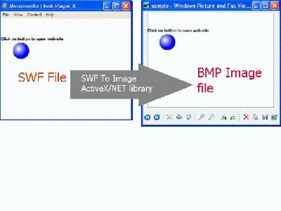 SWF To Image 1.43 screenshot