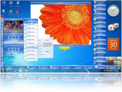 SWiJ SideWinder Quick Launcher 2.4.1 screenshot