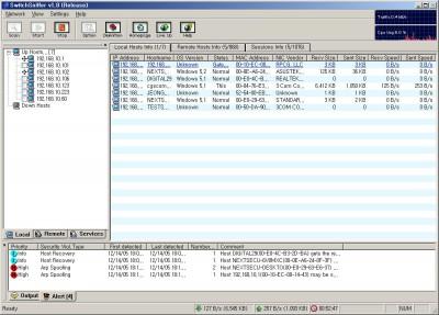 SwitchSniffer v1.4.0 screenshot