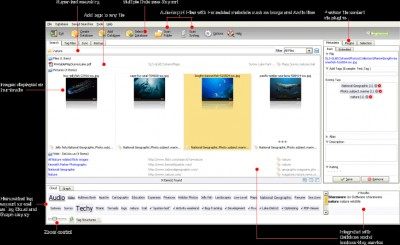 Tagg - The Personal File Tagging Utility 2.1.5 screenshot