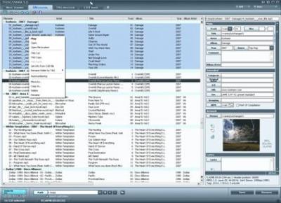 TagScanner 5.0 screenshot