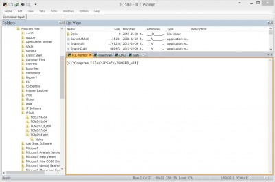 Take Command x64 19.00 screenshot