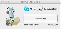 TalkAide for Skype 1.0.25 screenshot