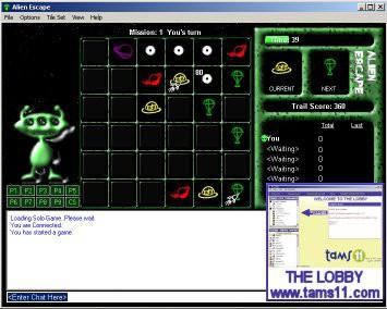 Tams11 Alien Escape 1.0.12.6 screenshot