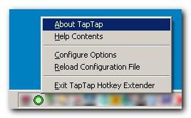 TapTap Hotkey Extender 1.03.01 screenshot