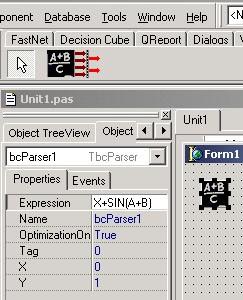 TbcParser 3.5 screenshot