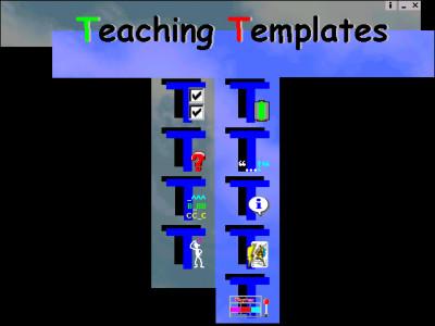 Teaching Templates Quiz Maker 15.5.0 screenshot