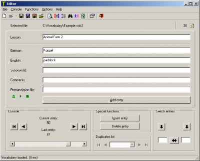 Teachmaster 4.3 screenshot