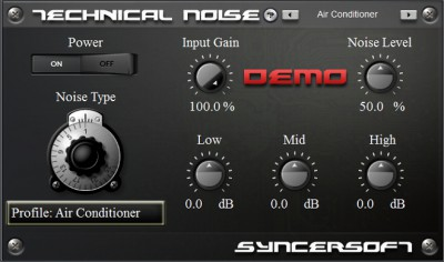 Technical Noise 1.0.1 screenshot