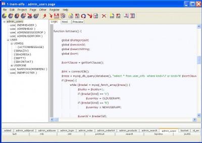 TemplateTamer 1.2.3 screenshot