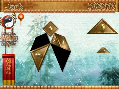 Temple Of Tangram 1.0.6 screenshot