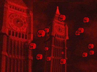 Terror Tower Halloween Wallpaper 2.0 screenshot