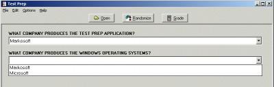 Test Prep 3.0 screenshot