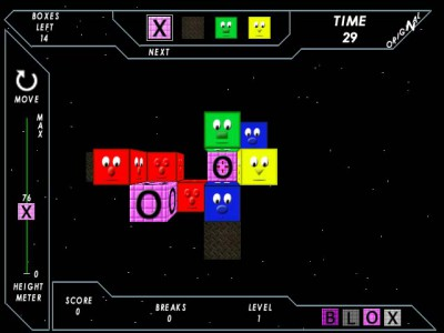 Tetris Blox 1.00 screenshot