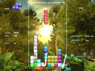 Tetris5000 1.18 screenshot