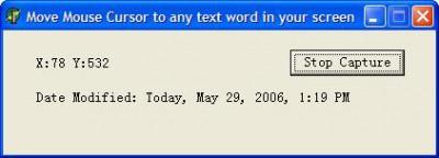 Text Capture SDK 1.01 screenshot
