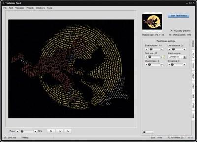 Textaizer Pro 4.3 screenshot