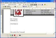 Textprogramm 1.0 screenshot