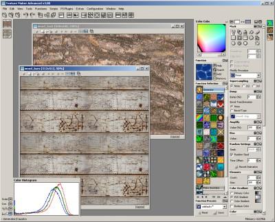 Texture Maker 3.1 screenshot