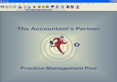The Accountants Partner 17.0 screenshot