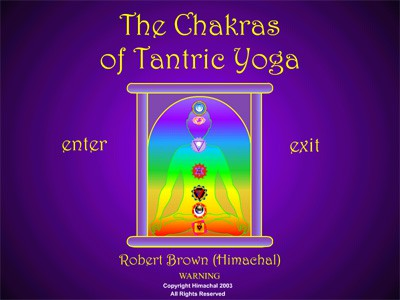 The Chakras of Tantric Yoga (Mac) 1.0M screenshot