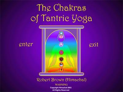 The Chakras of Tantric Yoga 1.0 screenshot