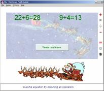 The Christmas Math Game 1.0 screenshot