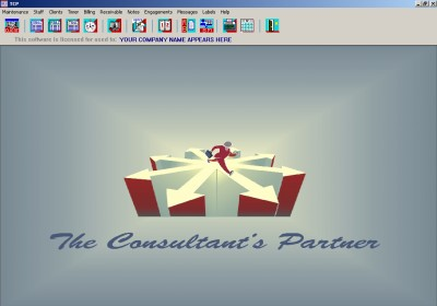 The Consultants Partner 4.0 screenshot
