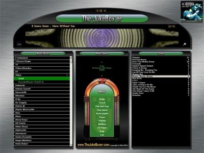 The JukeBox'er 3.9.7.0 screenshot