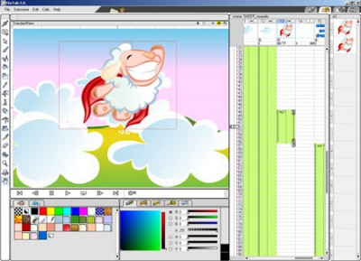 the TAB 2.2 screenshot
