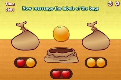 The Three Bags 1.5.3 screenshot