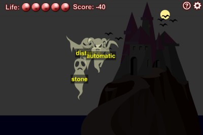 The Typing of the Ghosts 2.17.1 screenshot
