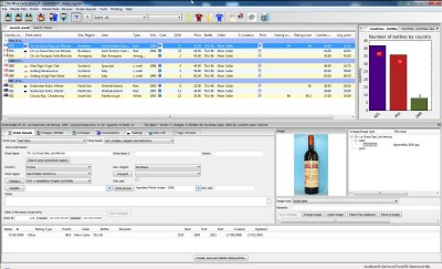 The Wine Cellar Book 4.0 screenshot