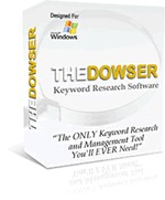 TheDowser Professional 5.3.0 screenshot