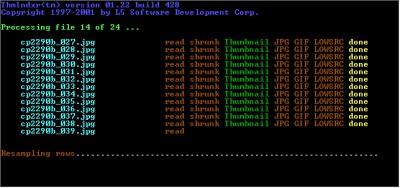 ThmIndxr 01.22 screenshot