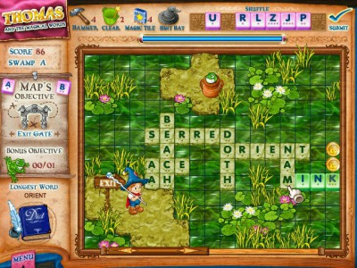 Thomas and the Magical Words 1.10 screenshot