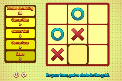 Tic Tac Toe 1.15.2 screenshot