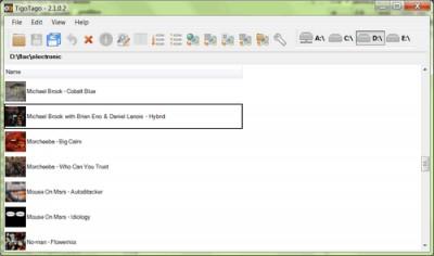 TigoTago 2.2.0.1 screenshot