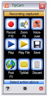 TipCam 2.2 screenshot