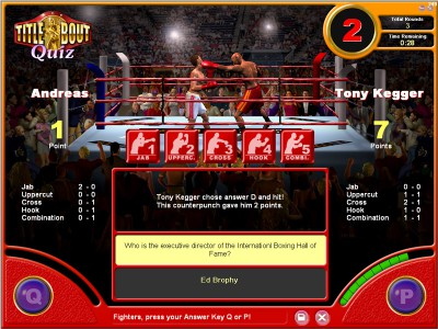 Title Bout Boxing Quiz 1.1.6 screenshot