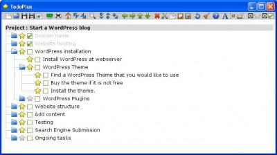 TodoPlus (Windows edition) (to-do list) 1.540 screenshot