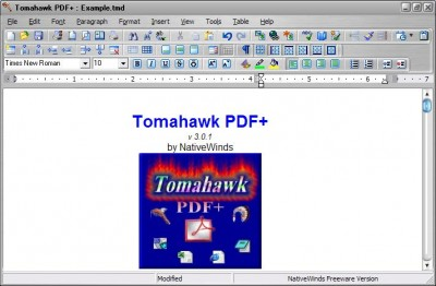 Tomahawk PDF+ 3.0.1 screenshot