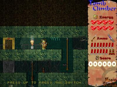 TombClimber 1.4 screenshot