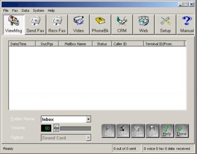Total Fax 8.0 screenshot
