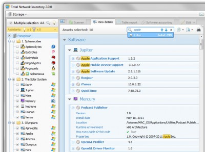Total Network Inventory 3.7.0 screenshot