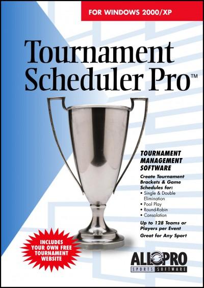 Tournament Scheduler Pro 5.0 screenshot